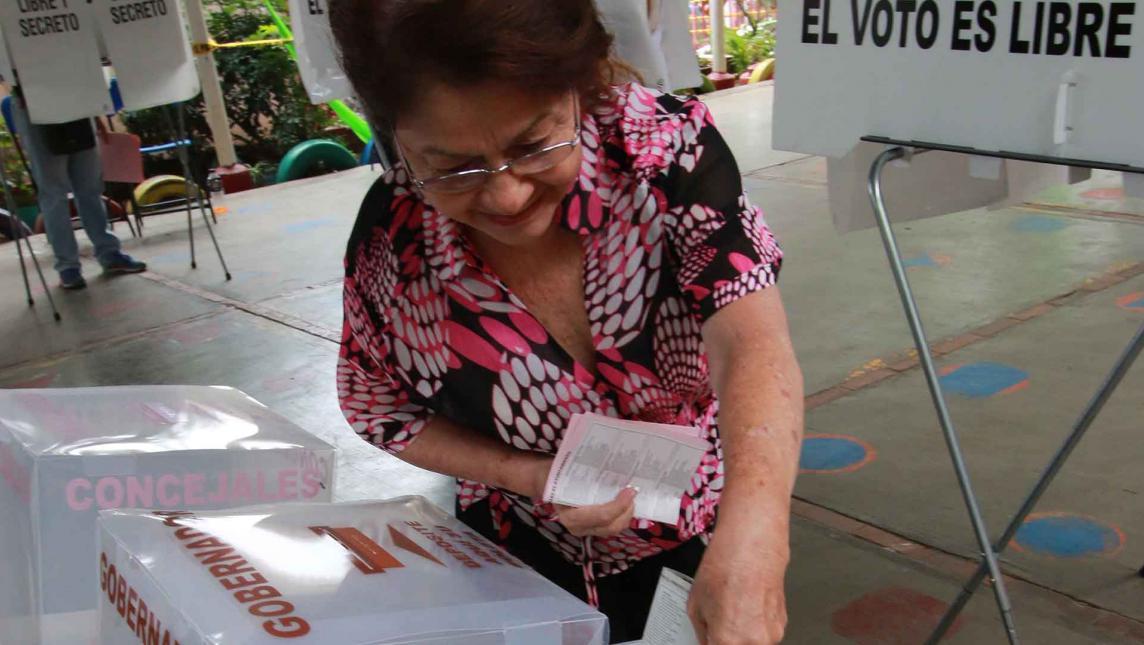 El IEEPCO cuenta con recursos para la capacitación política de las mujeres.